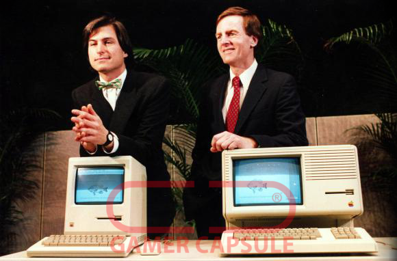 steve-jobs john sculley