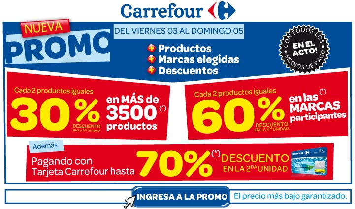 Carrefour mes coupons