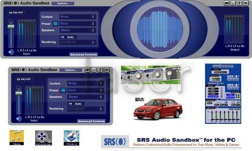 Membuat Suara Lebih Baik dengan SRS Audio SandBox 1.10.2.0.