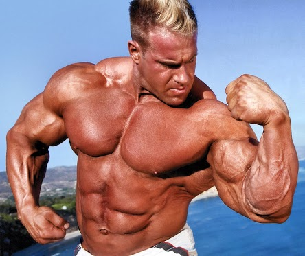 Build Big Jaw Muscles : Human Growth Hormone Releaser ~ J