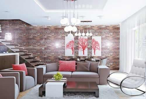 contoh desain kamar mandi desain interior kamar mandi dengan dekorasi ...