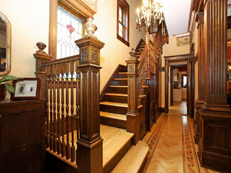 Old Mansion Foyer : Old world gothic and victorian interior design november