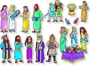 Story Of Esther For Kids
