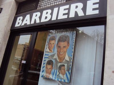 barbiere Milano