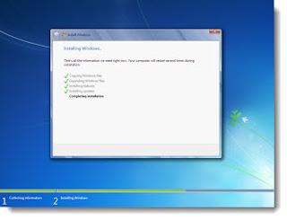 شرح تثبيت ويندوز 7 windows خطوة خطوة بالصور 12