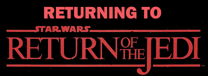 Returning to Return of the Jedi