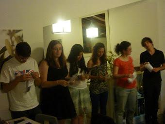 Jantar literário 2012
