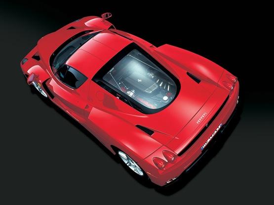 Cars Part Review Ferrari Enzo 2012