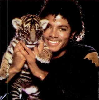 michael jackson tiger cancer