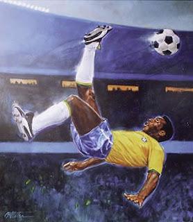 Vídeo `Top 20´ con los mejores Goles de Pelé