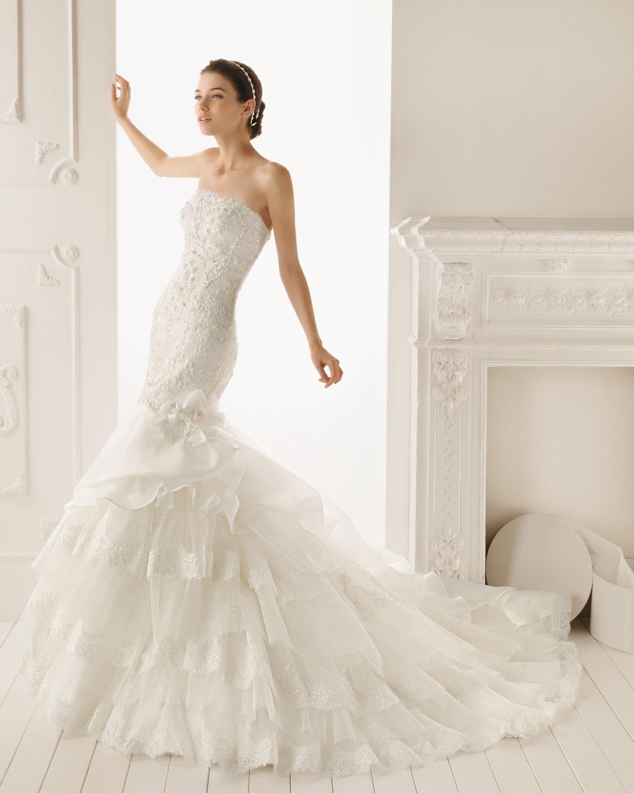 Brautkleider Mode Online: März 2013