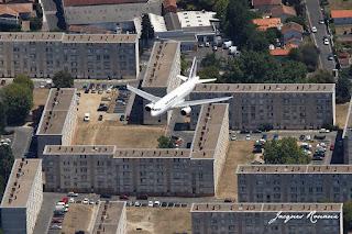Avion sur Pessac