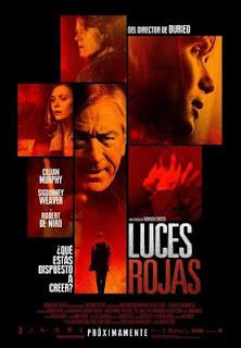 Luces rojas (2012