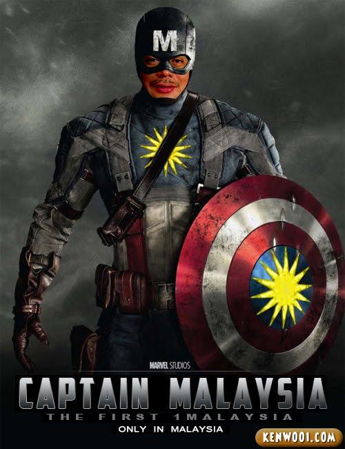 captain malaysia najib