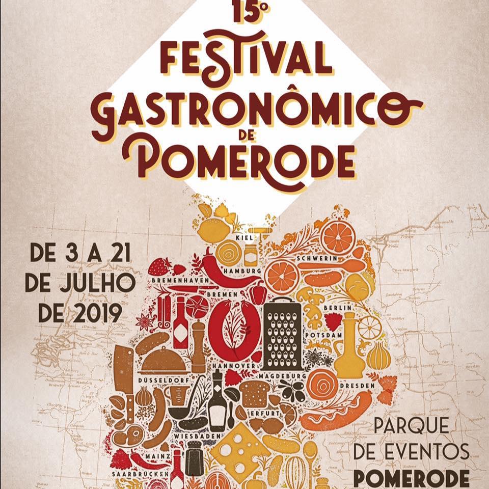 15o Festival Gastronômico de Pomerode