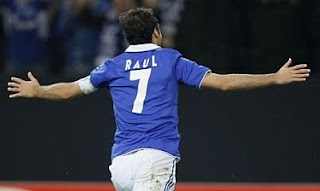 """Raúl se va del Schalke y con él, la camiseta """"7"""""""