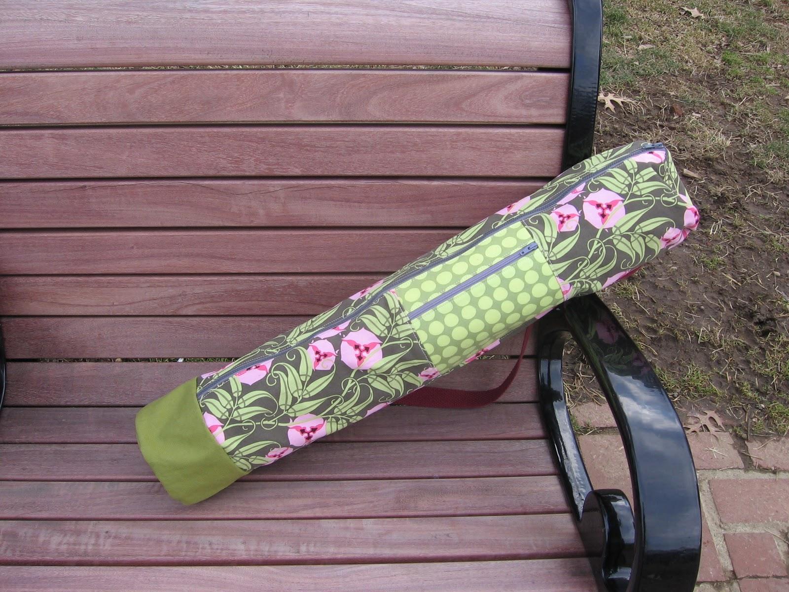 Yoga Mat Bag Patterns 171 Free Patterns