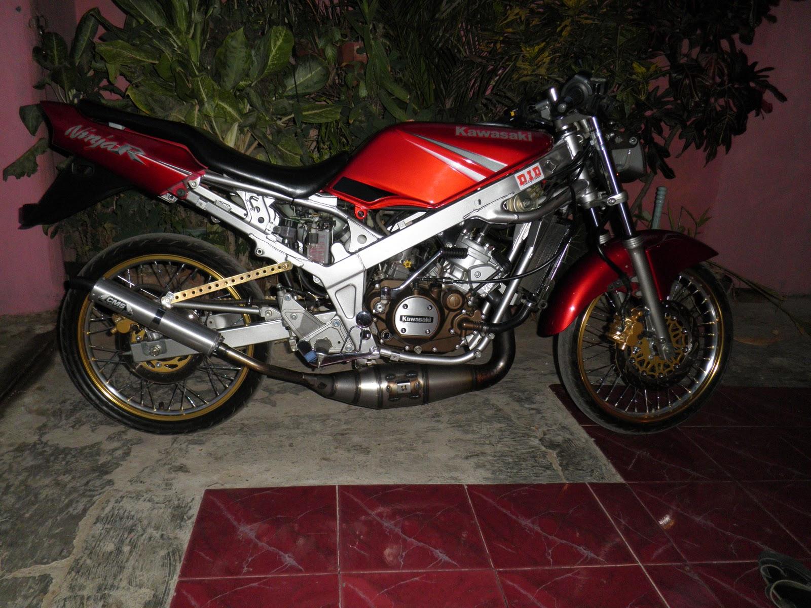 Foto Modifikasi Motor Yamaha Jupiter Z