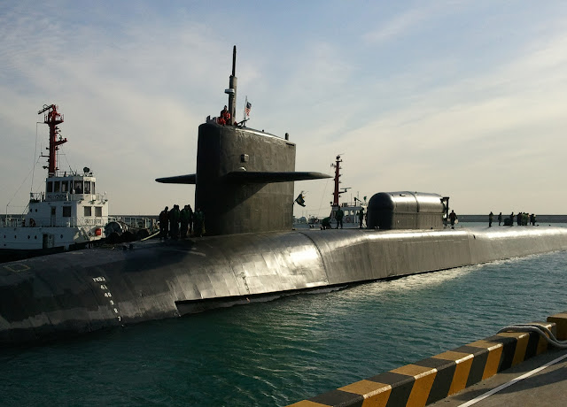 USS Michigan (SSGN-727)
