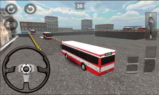 Otobüs Parketme Apk Android Oyunu resimi