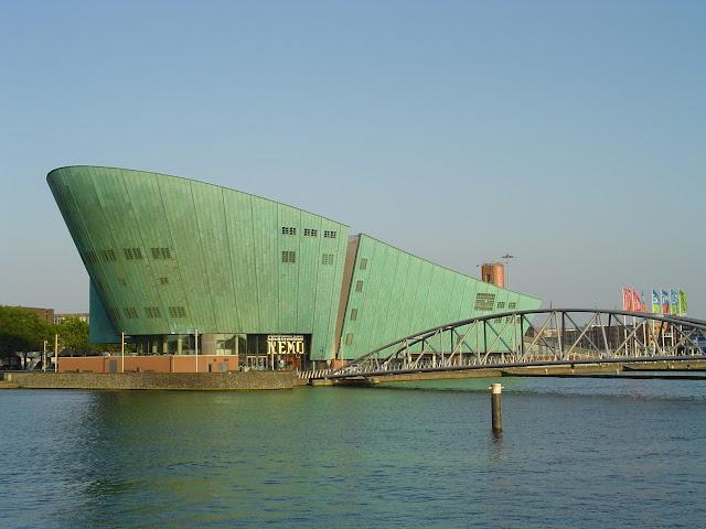 il Nemo museo di amsterdam