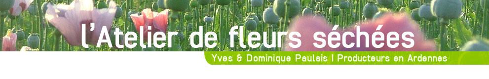 L'Atelier de fleurs séchées en Ardennes