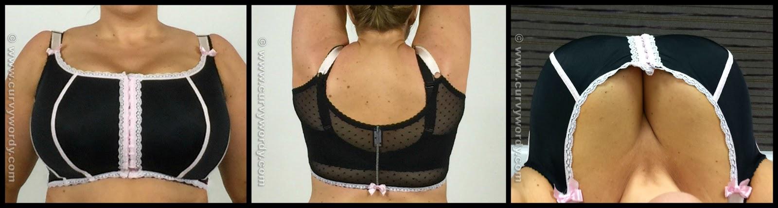 26266a7a47 My quest for a sleep bra  Ewa Michalak Nina Top 34KK 75KK - Curvy Wordy