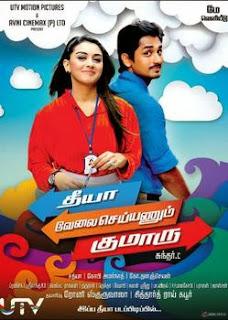 Theeya Velai Seiyyanum Kumaru (2013) - Tamil Movie