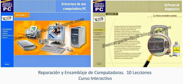 """""""Reparación y Ensamblado de Computadoras"""""""