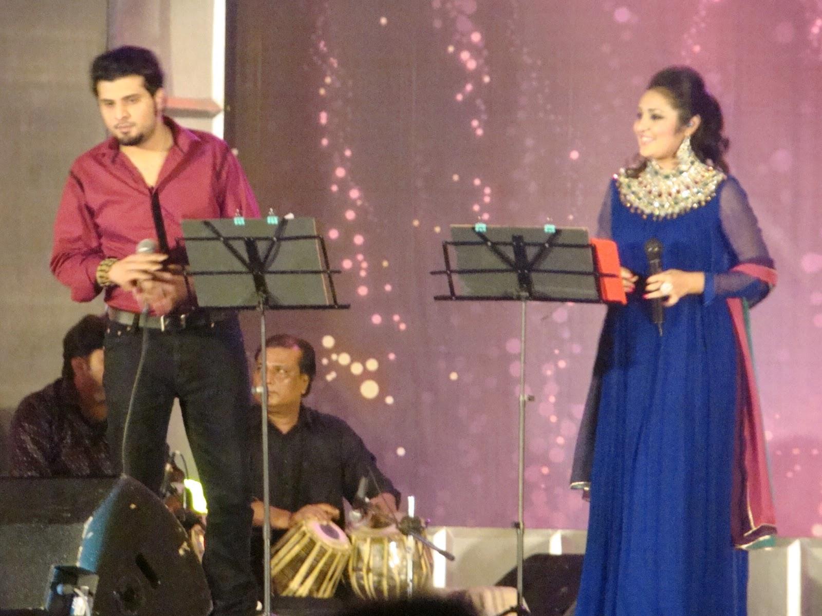 Sara Chaudhry And Sami Khan In Nadia Khan Show Nabeel shaukat ali  l    Sara Chaudhry And Sami Khan In Nadia Khan Show