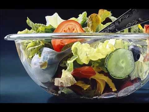 Hyper realistic food painting by tjalf sparnaay craft - Hyper cuisine ...
