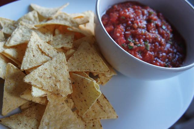 recipe for gluten free salsa.