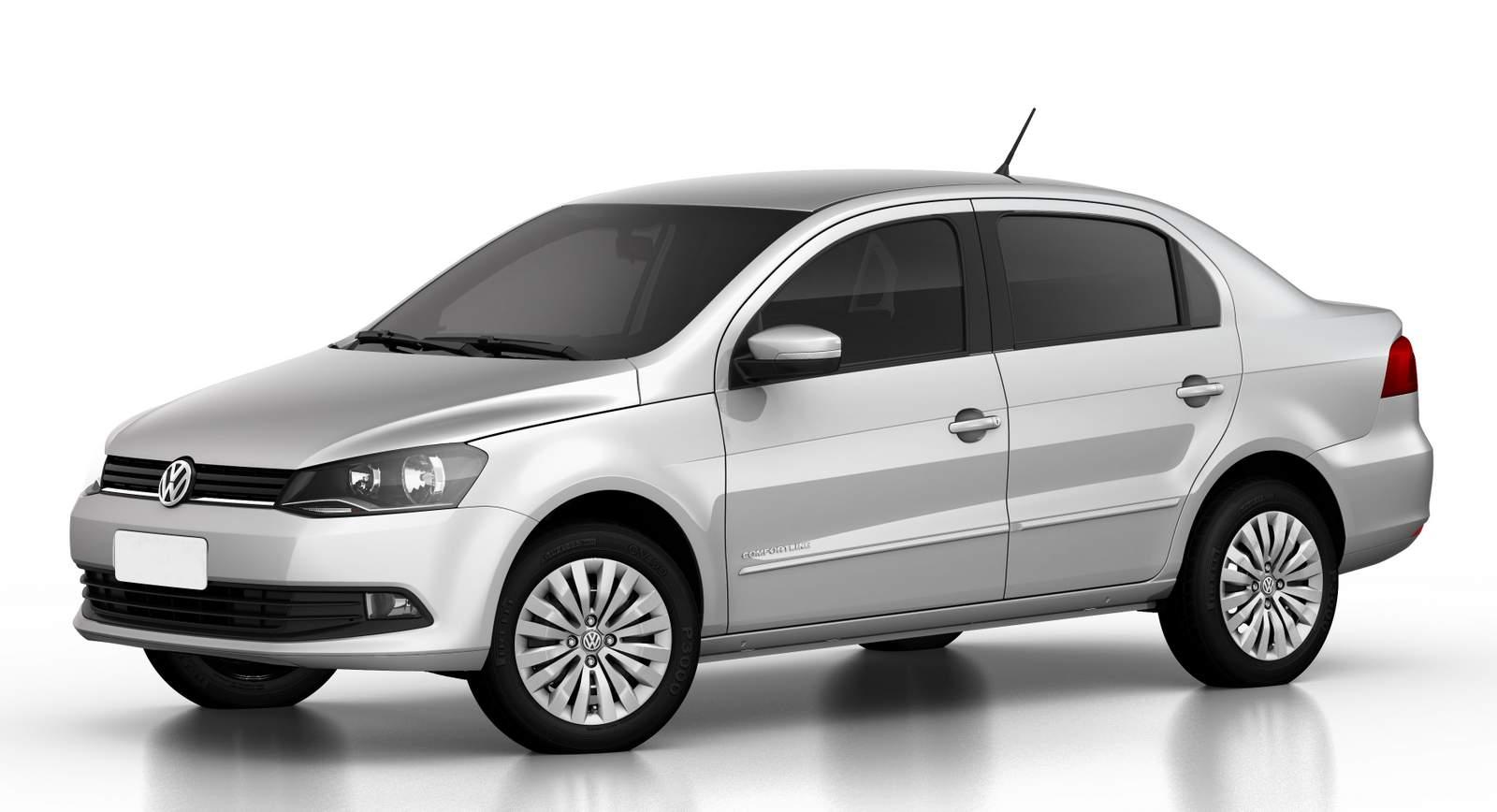 Volkswagen Voyage 2016 Trendeline