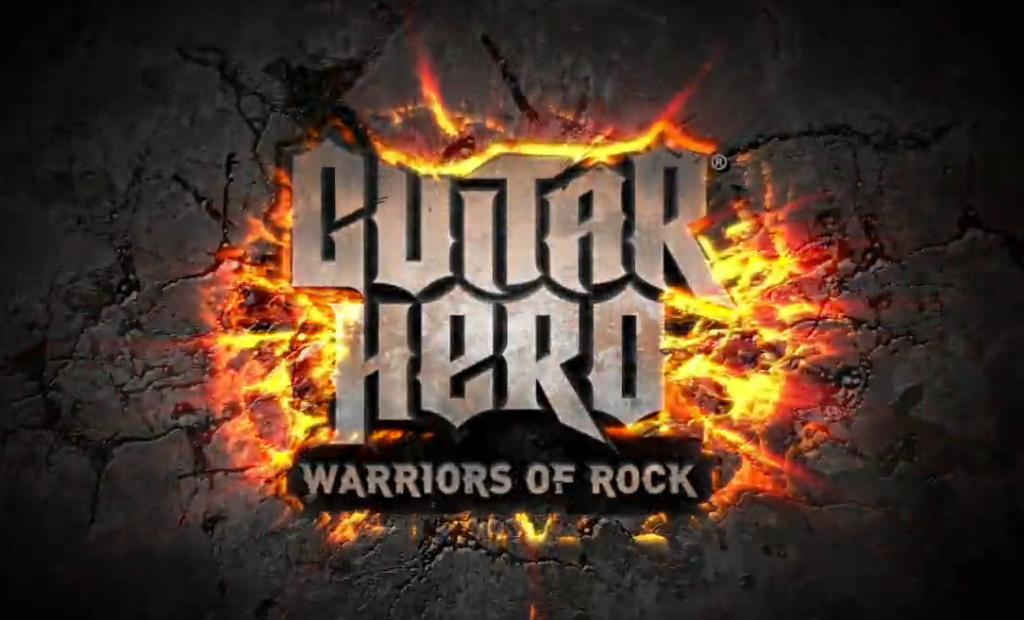 Guitar Hero Warriors Of Rock soundtrack……MEGA.
