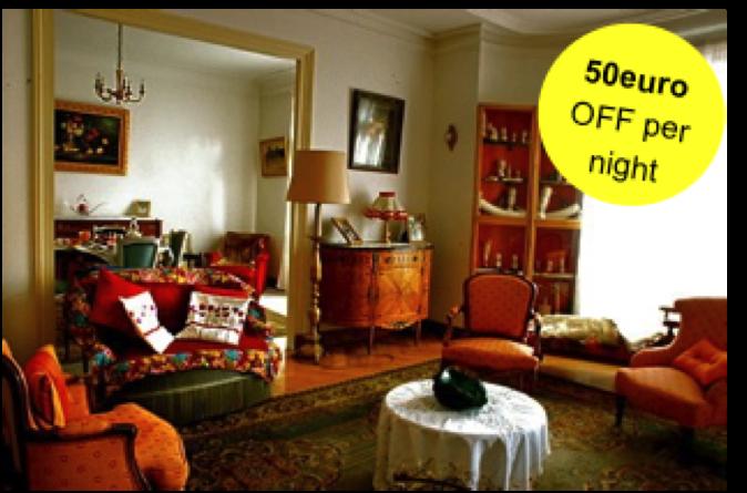 http://www.petiteparis.com.au/Gisele_%26_Frederic_284_Bed_%26_Breakfast_Accommodation_in_Paris.html