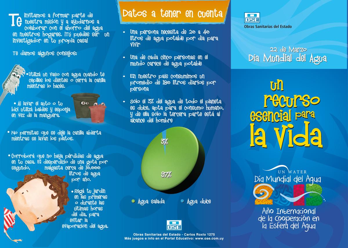 Día Mundial del Agua | Sala ERMA UTU Las Piedras