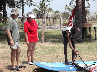 Windsurf Course Ceylon