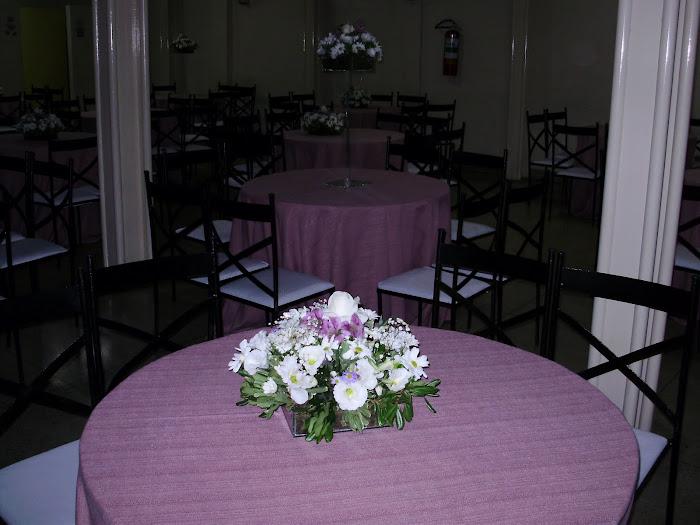 arranjo de mesa medio