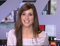 Nueva presentadora de Informe Semanal, Olga Lambea
