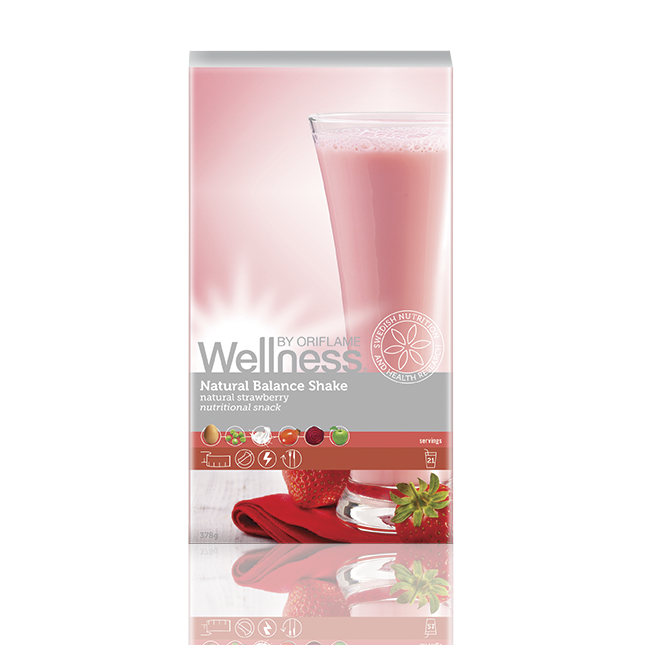 коктейль Wellness by Oriflame