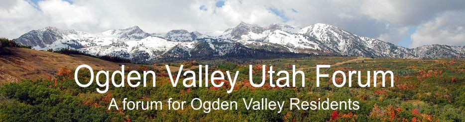 Ogden Valley Utah Forum