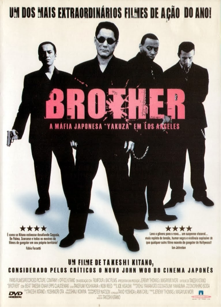 Brother: A Máfia Japonesa Yakuza em Los Angeles – Legendado (2000)