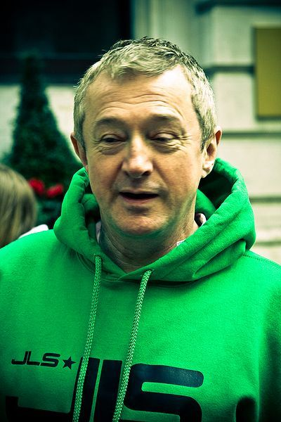 Louis Walsh Original X Factor 2011 Judge