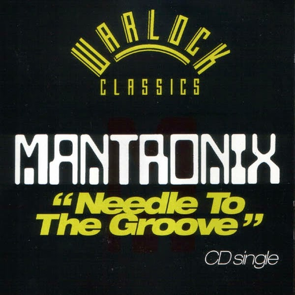 Mantronix - Needle To The Groove (U.S. CDM)