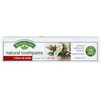 Natures gate creme dental
