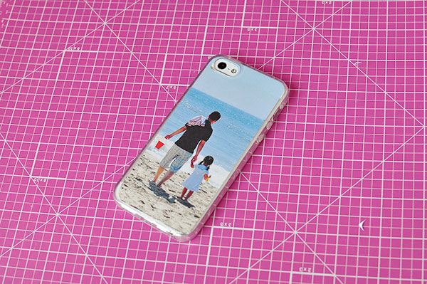 The cheese thief diy custom iphone case cheap and easy for Diy custom phone case