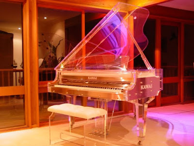 đan piano Crystal