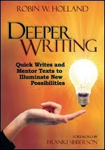 Check out my book for more Deeper Writing Ideas.