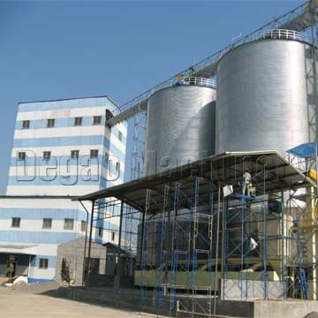 Feed Processing Plants