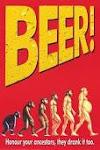 A cerveja na evolução do homem